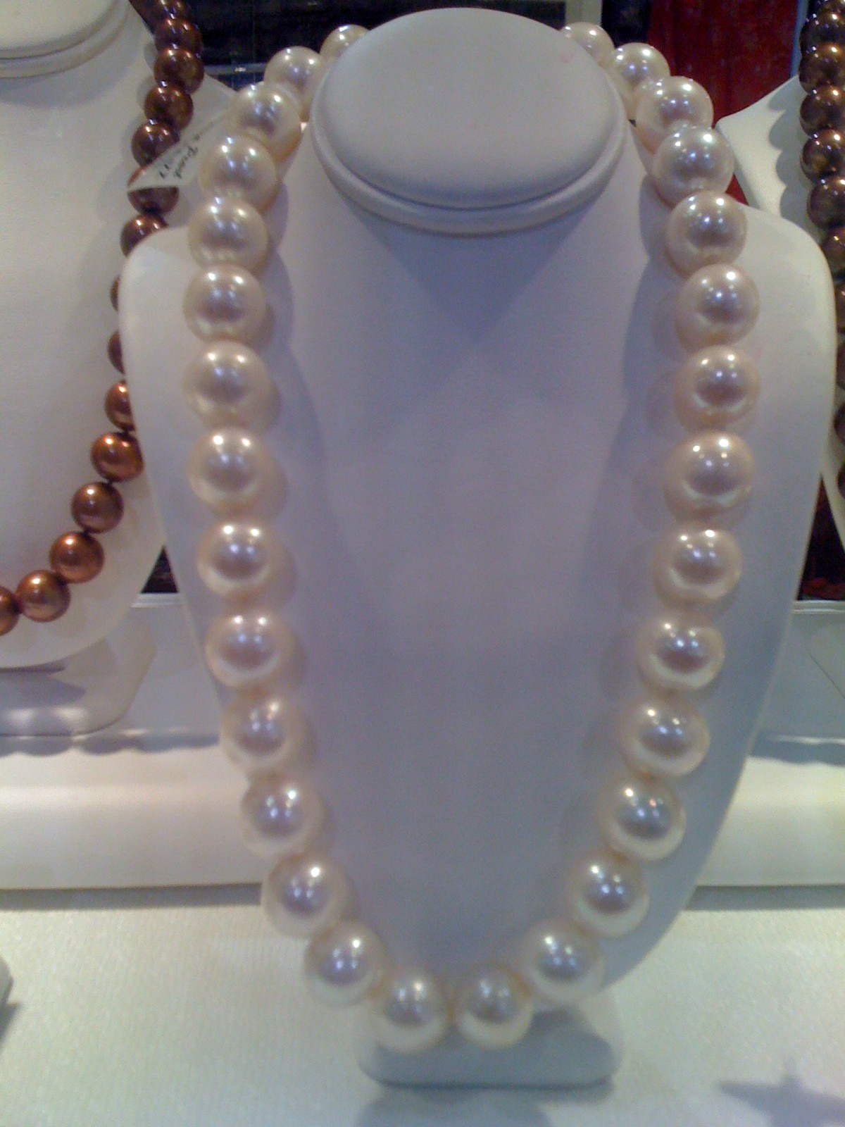 Report Pearl Prices Going Up Big Pearls See Big Jumps