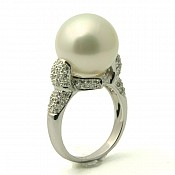 Lillian <br/> 18K South Sea Pearl Ring