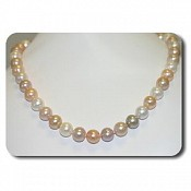 Pink Pearl Necklace -1696
