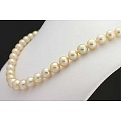 Stella <br/> Golden South Sea Pearl Necklace