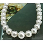 Olivia Large<br/> South Sea Pearl Necklace