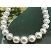South Sea Pearl Necklace Strand - 2206
