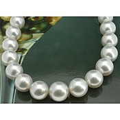 South Sea Pearl Necklace Strand - 2209