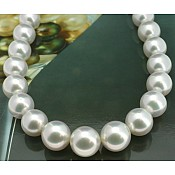 South Sea Pearl Necklace Strand - 2210