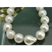 2219 - <br/> South Sea Pearl Necklace