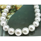 South Sea Pearl Necklace Strand - 2238