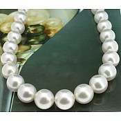South Sea Pearl Necklace Strand - 2240